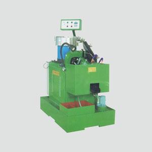 Burr-free screw milling machine