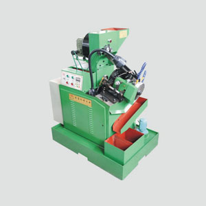 Burr-free special screw milling machine